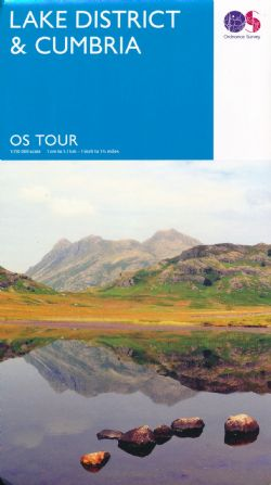 Ordnance Survey Tourist Maps